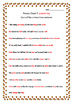 Grammar Nouns sheet 1