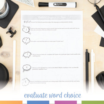 Grammar One-Pagers and Picture Books: Adjectives, Adverbs, and Verbs