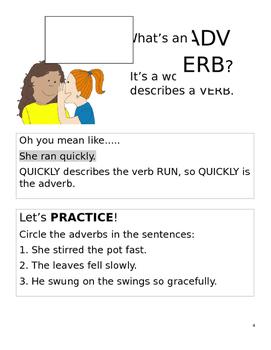 Grammar Packet