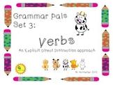 Grammar Pals 3:  Verbs