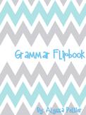Grammar (Part of Speech) Flipbook