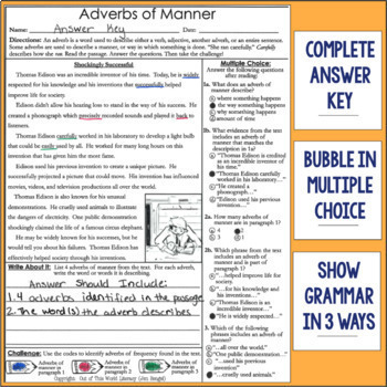 Grammar Passages Growing Bundle | Distance Learning | Google Classroom