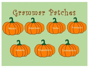Grammar Practice - Nouns, Adverbs, Verbs, Adjectives, Prepositions