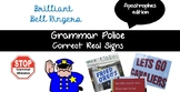 Grammar Police Apostrophe Edition Bell Ringer Powerpoint
