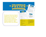 Grammar Police Project