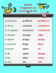 Grammar Pop * Irregular Present Verbs YO Form * Presente Verbos Irregulares YO