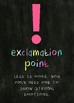 Grammar Poster: Punctuation