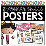 Grammar Skills Posters