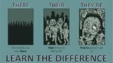 Zombie Grammar Posters