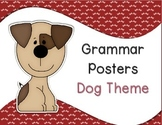 Grammar Posters Dog Theme