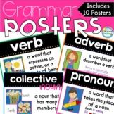 Grammar Posters FREEBIE