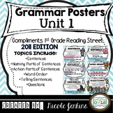 Grammar Posters Reading Street Unit 1  - 2011 Version