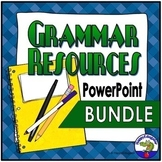 Grammar Bundle of PowerPoint Lessons