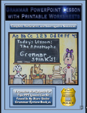 Grammar PowerPoint & Handouts-Complete, Declarative, & Interrogative Sentences