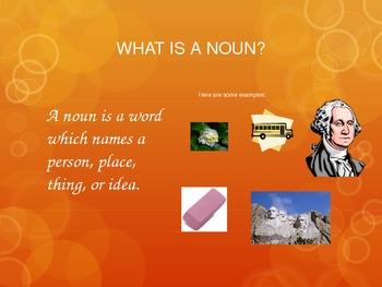 Grammar Powerpoint-Nouns