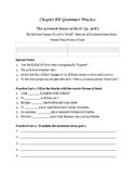 Grammar Practice 8B Realidades I