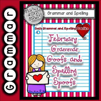 Grammar Practice February
