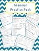 Grammar Practice Pack