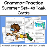 Grammar Practice Summer Set 3rd-5th Grade