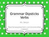 Grammar Practice Verbs