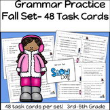 Grammar Practice Worksheets: Winter