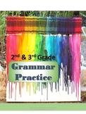 Grammar Practice Worksheets, Printables Literacy Center