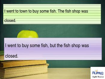 Grammar Presentation on Compound Sentences