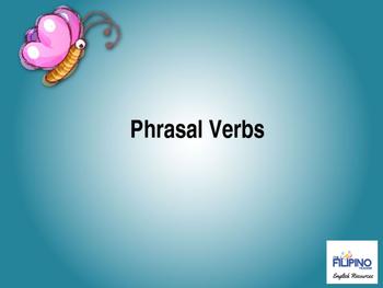 Grammar Presentation on Phrasal Verbs