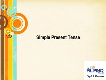 Grammar Presentation on Simple Present Tense