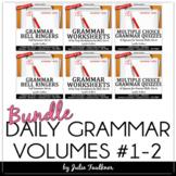 Grammar Curriculum, Ten-Minute Daily Bell Ringers/Practice