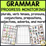 Grammar Progress Monitoring Probes K-6