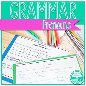 Grammar: Pronouns