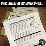 Individualized Grammar Project: Learn and Proofread Any Topic