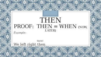 Grammar Proofs