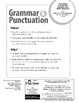 Grammar & Punctuation, Grade 2