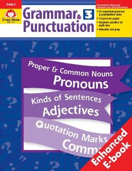 Grammar & Punctuation, Grade 3