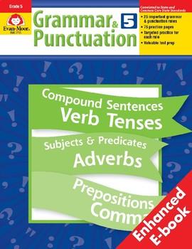 Grammar & Punctuation, Grade 5