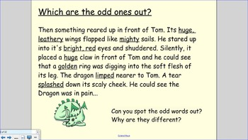 Grammar, Punctuation and Spelling exercises (GAPS and SPAG)