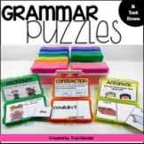 Grammar Puzzles {16 Task Boxes}