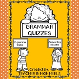 Grammar Quizzes for the WHOLE YEAR!
