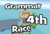 Grammar Race 4th Grade 100 Sentences Pack