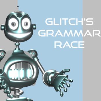 Grammar Race Board Game