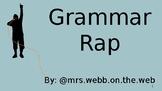 Grammar Rap - Lyrics Presentation
