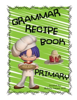 Grammar Recipe Book Primary