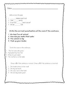 Grammar Review: Daily Practice, Homework, Homework Helper