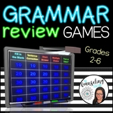 Grammar Review Games Grades 2-6