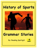 Grammar Review: History of Sports (Distance Learning)