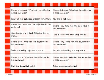 Grammar Review I Have Who Has 6 Game Bundle {Differentiated}