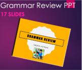 Grammar Review PPT