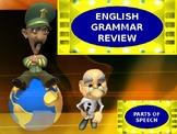 Grammar Review Parts of Speech